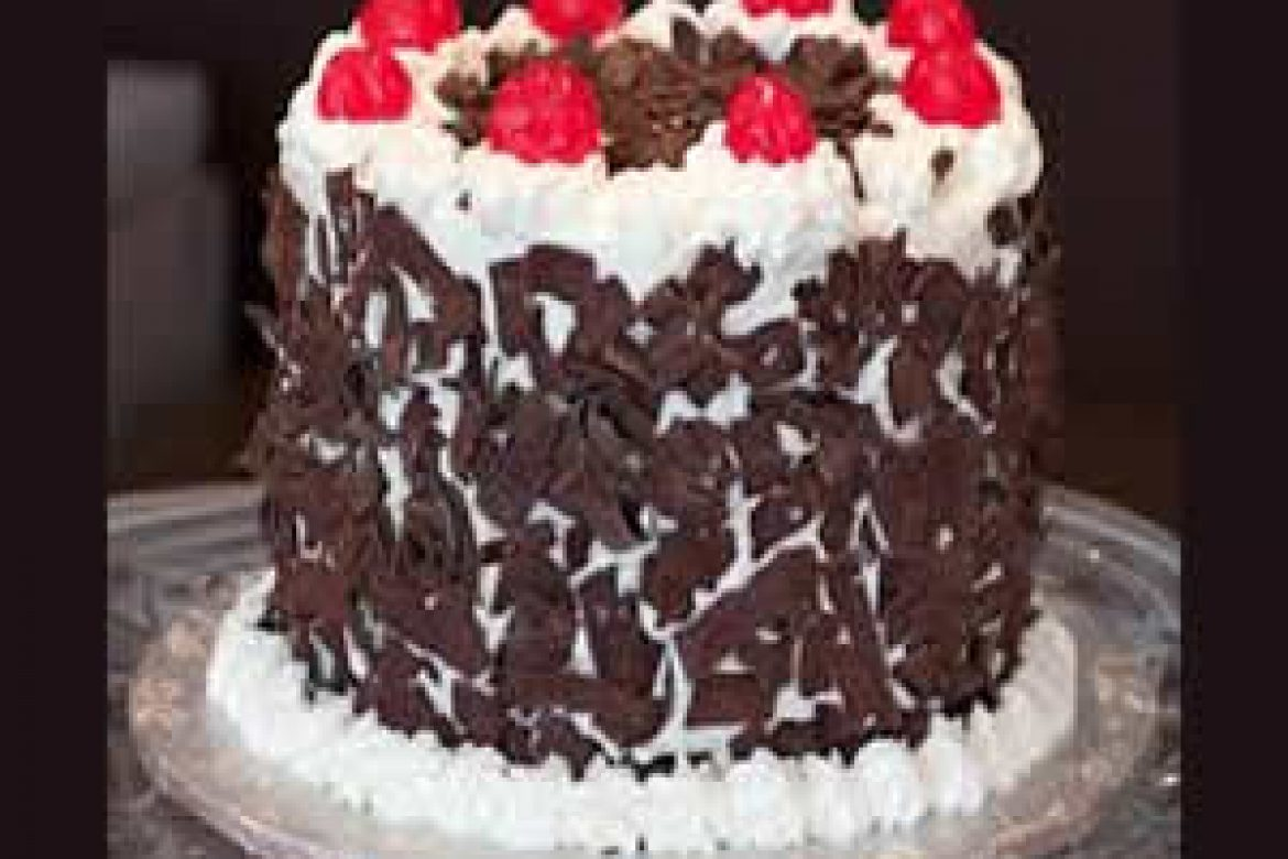 18,000.00- Chocolate cake with with chocolate